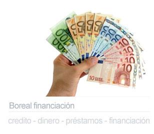 Solicitud de préstamos