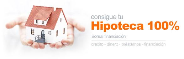 hipoteca 100 financiacion