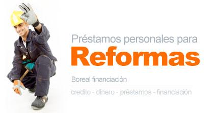 financiacion para reformas