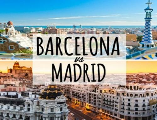 La vivienda de lujo sube en Madrid y Barcelona