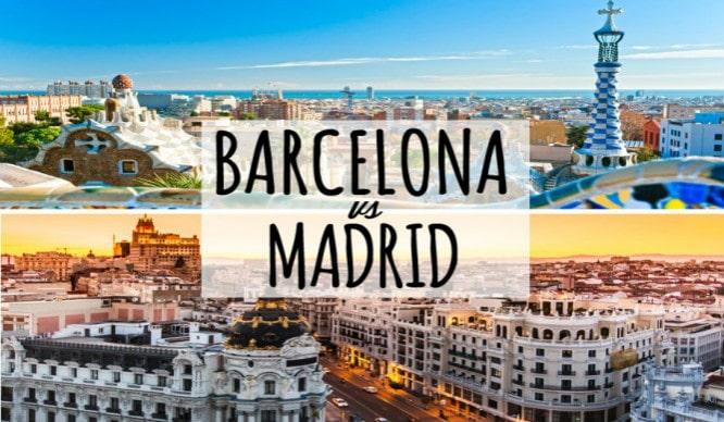 Lujo madrid barcelona